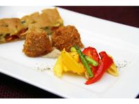 昼はレストラン、夜は美容スクールの「キレイ料理」専門店「G&V」がオープン